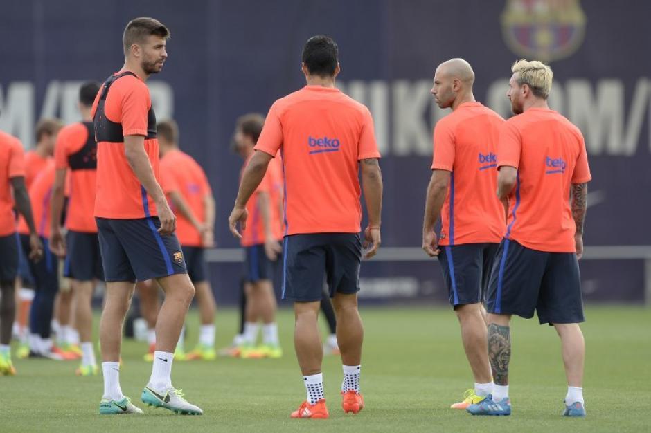 Masche habló también del regreso de Messi a la selección. (Foto: AFP)