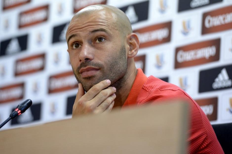 Javier Mascherano confesó que casi se va del Barça. (Foto: AFP)