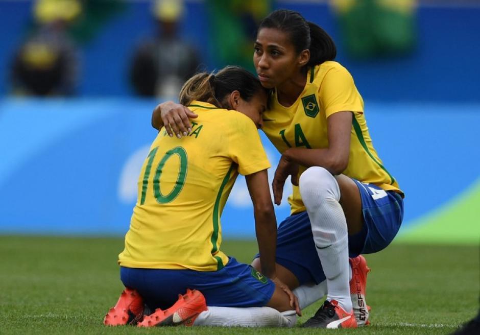 Después de un 0-0, el partido se fue a los penales. (Foto: AFP)