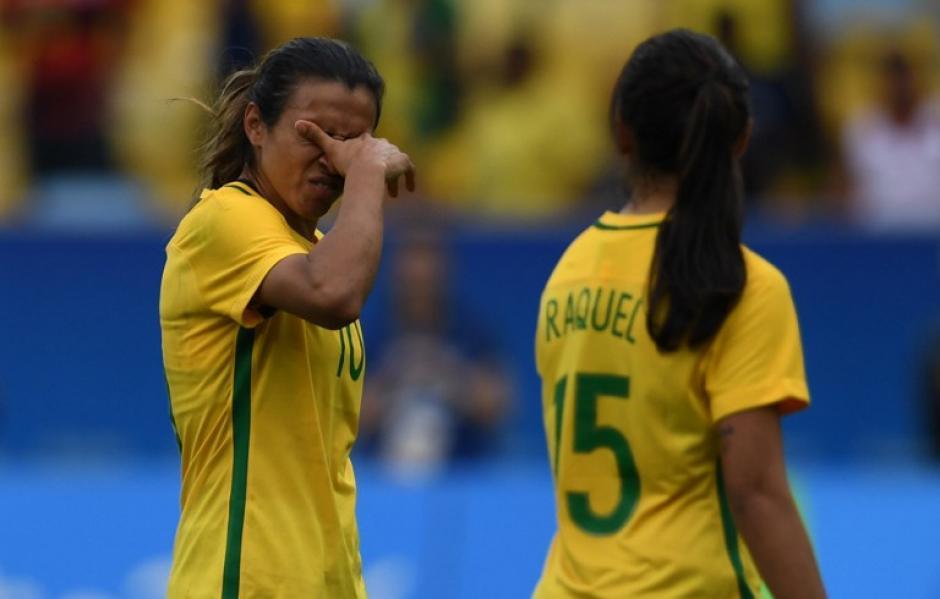 Con Estados Unidos fuera, Brasil era la gran candidata. (Foto: AFP)