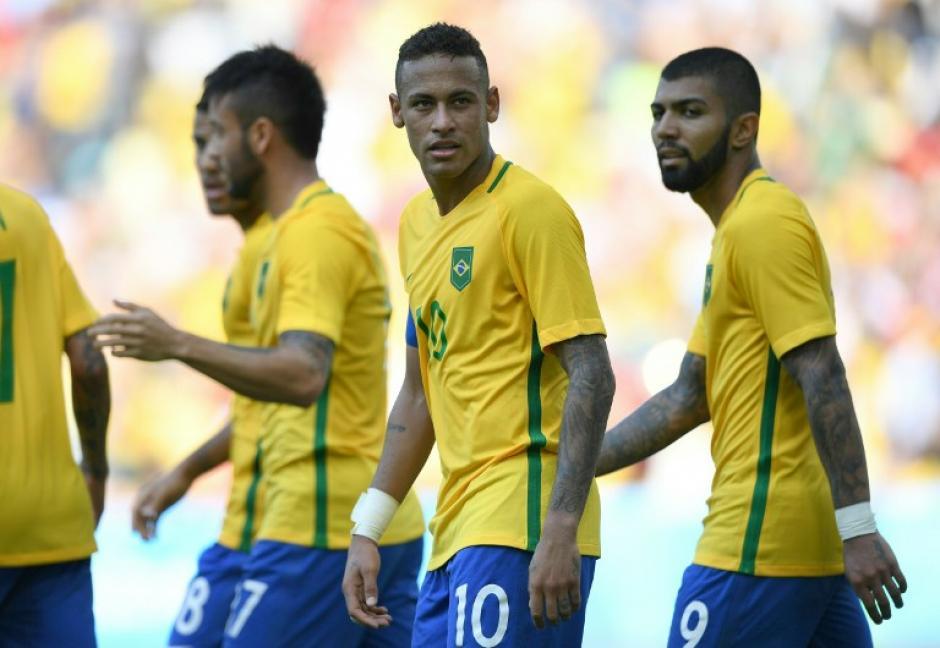 Los brasileños no han recibido ningún gol en este torneo. (Foto: AFP)