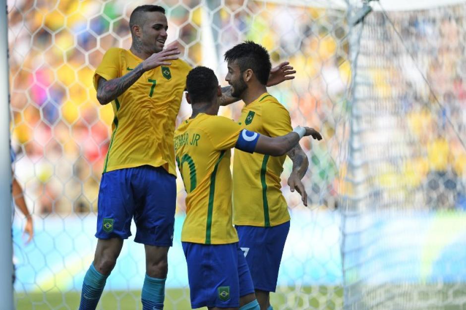 La canarinha jugará el sábado por el oro en el Maracaná. (Foto: AFP)