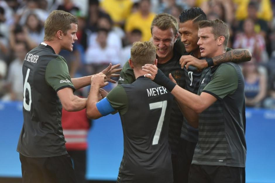 Alemania ha marcado 21 en cinco partidos. (Foto: AFP)