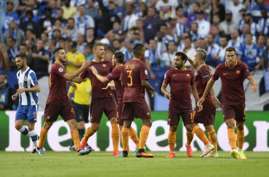 Los italianos sacaron un buen resultado de Portugal. (Foto: AFP)
