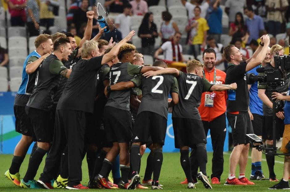 Alemania será el rival en el Maracaná (Foto: AFP)