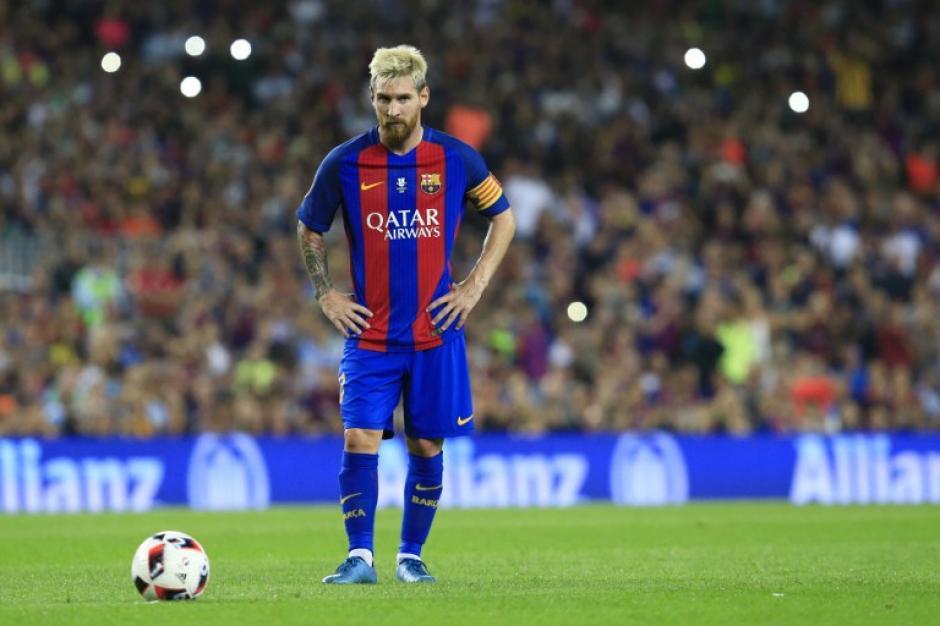 Messi fue el mejor del partido. (Foto: AFP)
