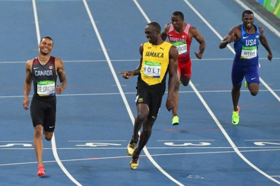 El jamaiquino logró meterse a una nueva final. (Foto: AFP)