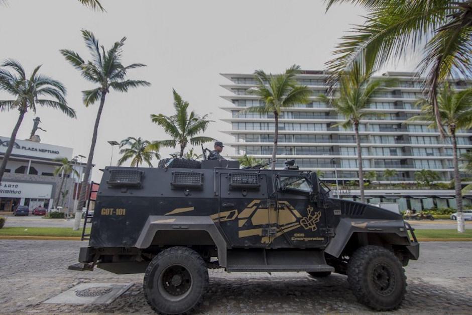 Las autoridades se movilizaron rápidamente luego del anuncio del secuestro. (Foto: AFP)