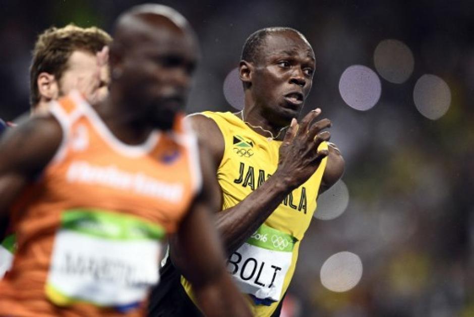 El jamaiquino no pudo romper sus propios récords. (Foto: AFP)