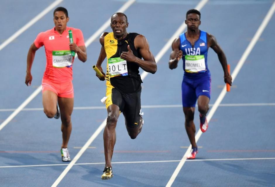 Los estadounidenses habían finalizado en la tercera posición de la prueba. (Foto: AFP)