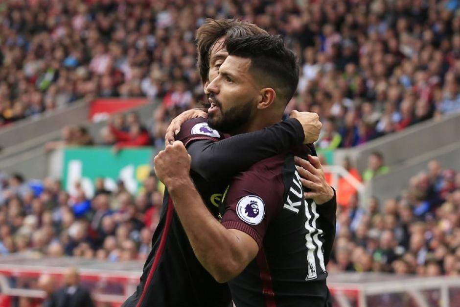 Nolito metió los otros dos goles. (Foto: AFP)