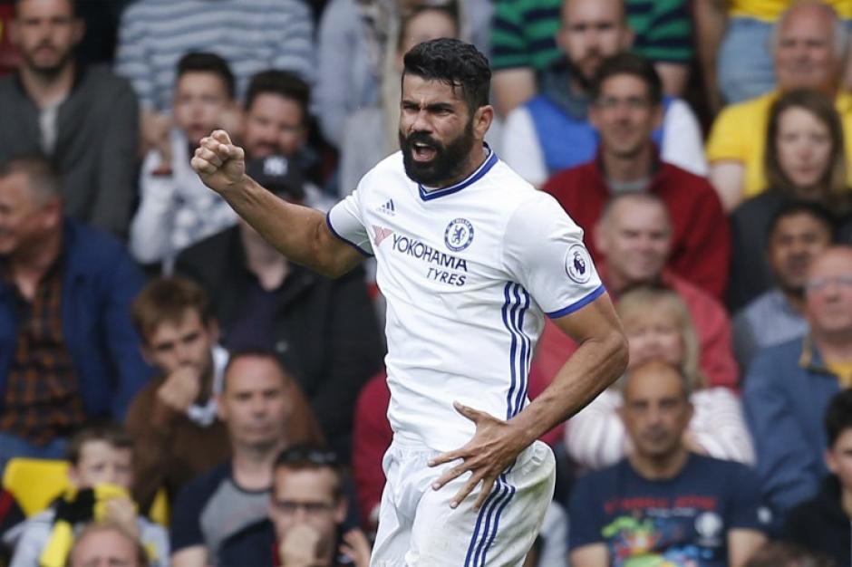 Diego Costa volvió a salvar al Chelsea. (Foto: AFP)