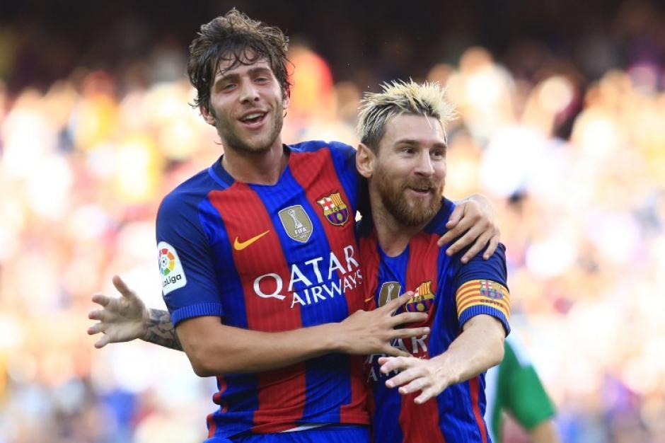 El argentino fue el mejor jugador del partido. (Foto: AFP)