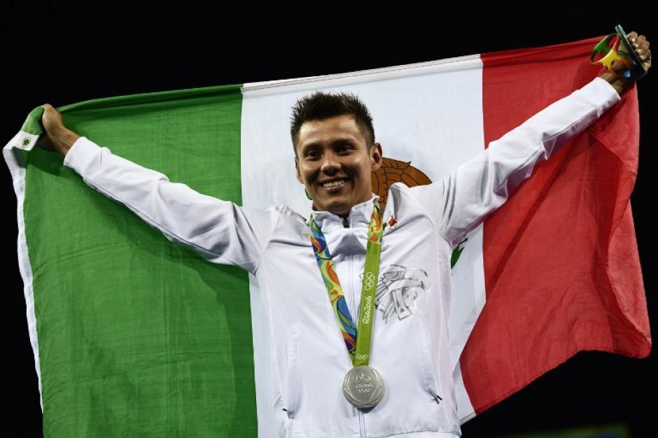 México se irá de Brasil al menos con cuatro medallas. (Foto: AFP)