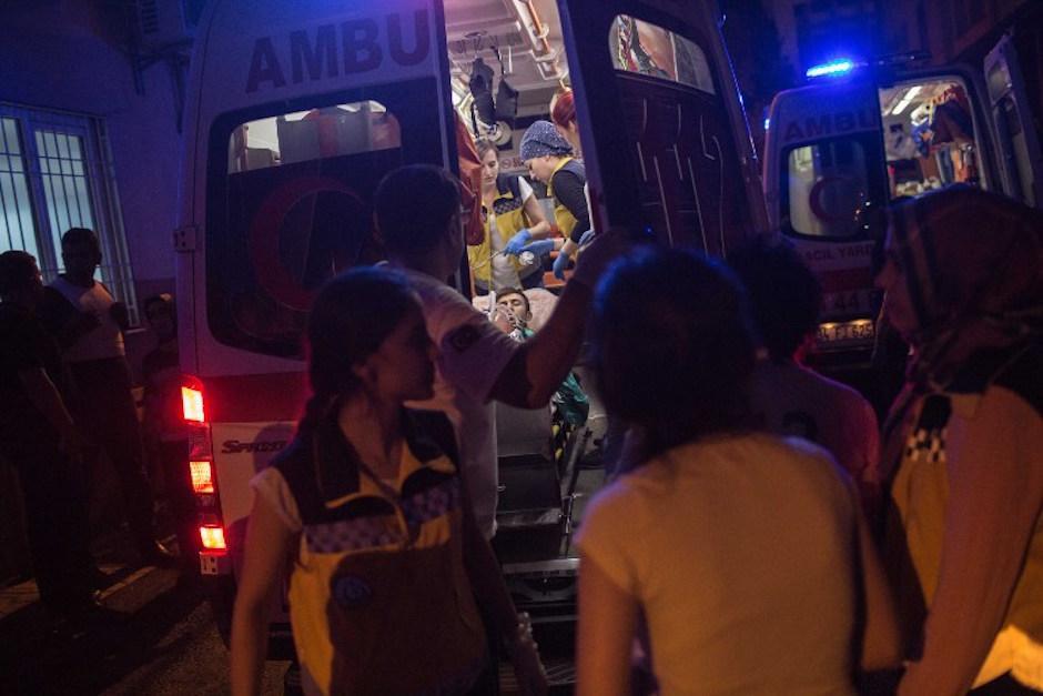 Es el último ataque de una serie de atentados que a sufrido el país en el año. (Foto: AFP)