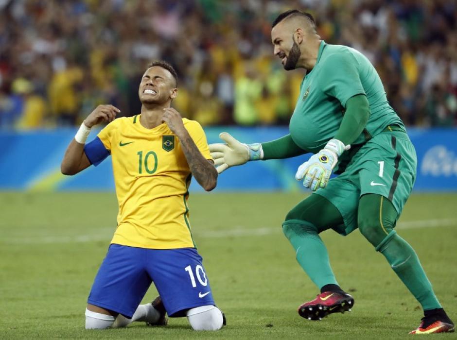 El partido terminó 1-1 después de 120 minutos. (Foto: AFP)