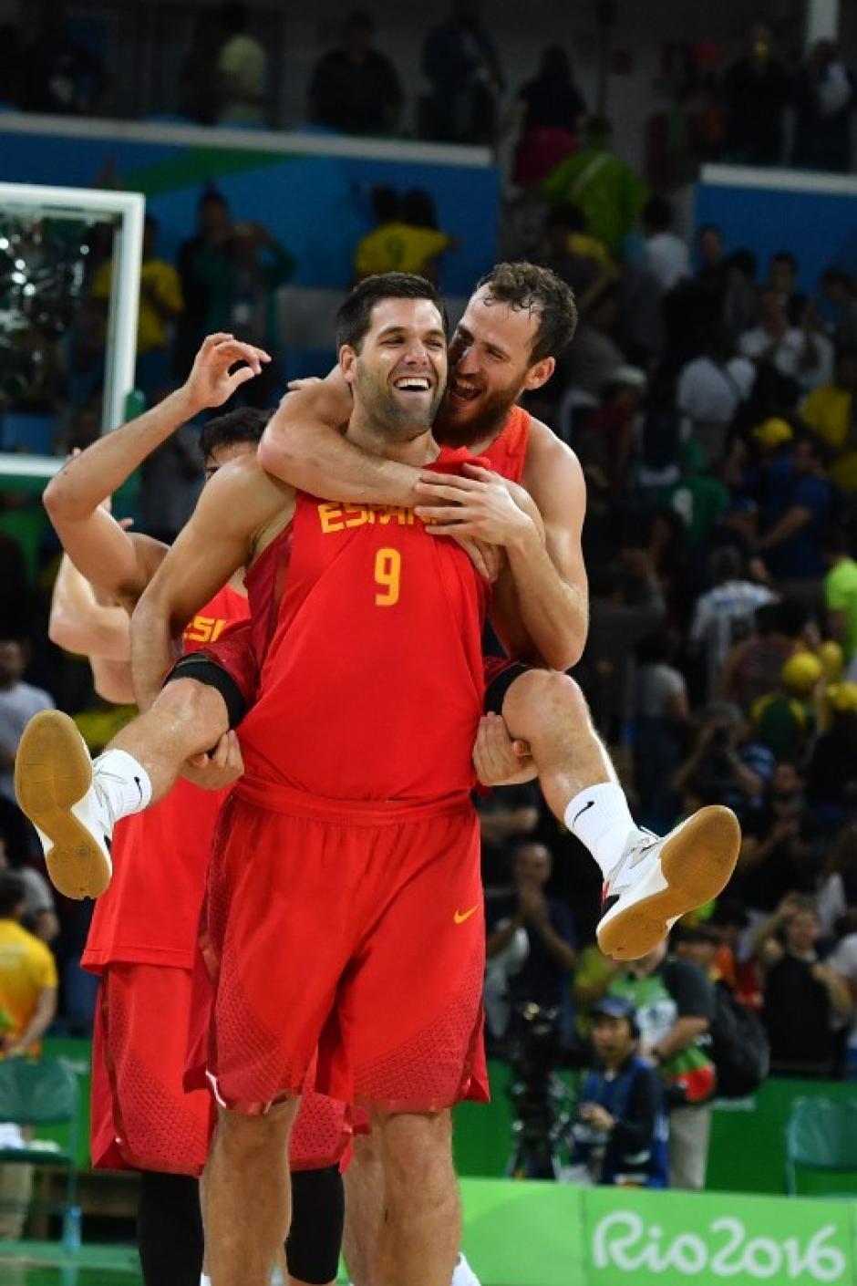 En Pekín y Londres habían ganado plata. (Foto: AFP)