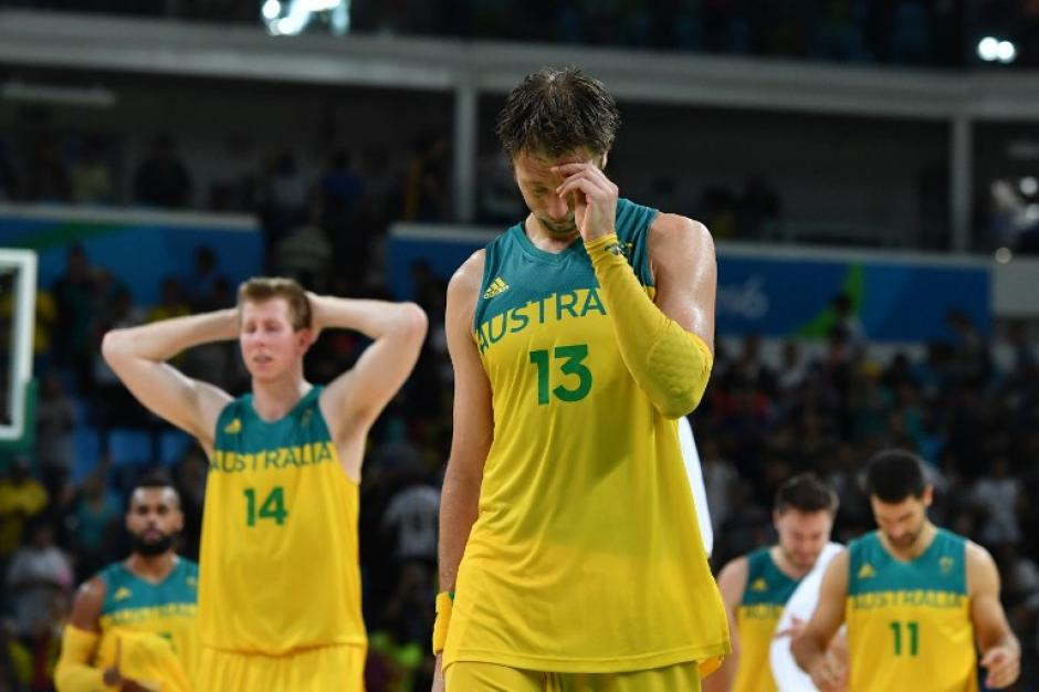 Australia se quedó a un punto de hacer historia. (Foto: AFP)
