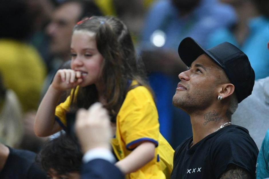 Neymar también tiene otro proceso pendiente. (Foto: AFP)