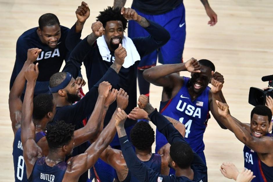 Los norteamericanos dominaron 96 a 66 a su rival. (Foto: AFP)
