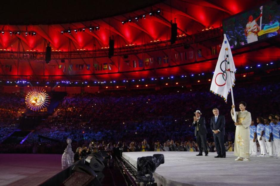 Pekín 2008 y Seúl 1988 fueron otras sedes asiáticas. (Foto: AFP)