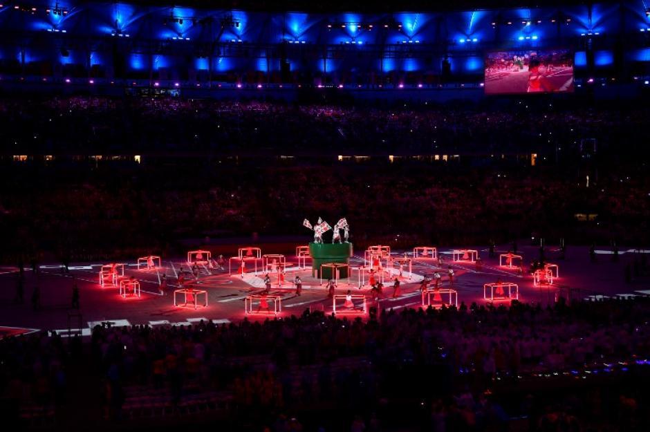 La ceremonia de Río no dejó indiferente a nadie. (Foto: AFP)
