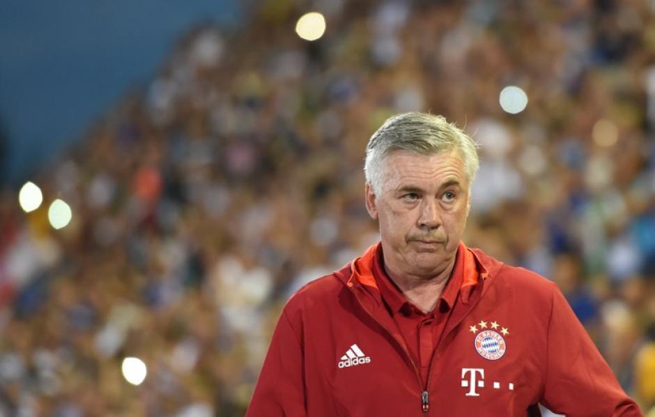 Actualmente, Carlo Ancelotti entrena al Bayern München. (Foto: AFP)