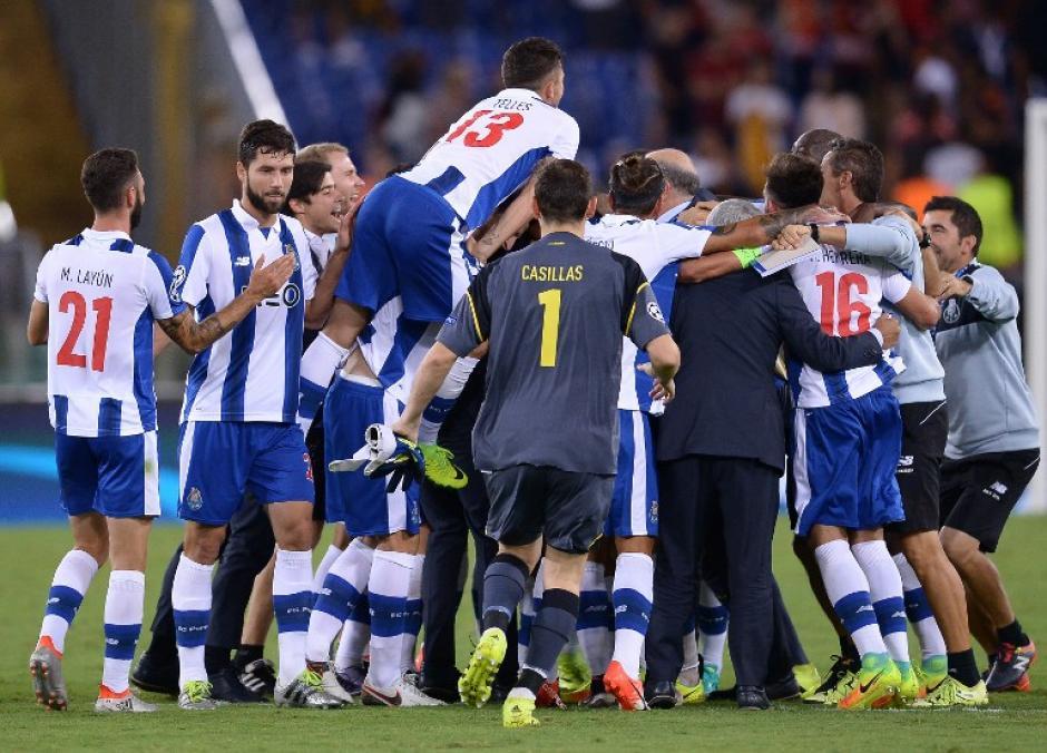 Iker Casillas jugará la Champions League por 18va. Vez. (Foto: AFP)
