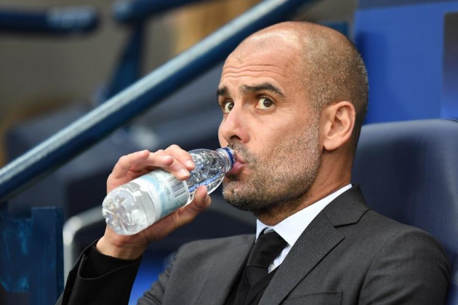 """A Pep Guardiola no le tiembla el pulso a la hora de """"echar"""" jugadores. (Foto: AFP)"""