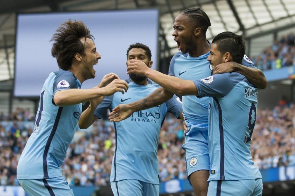 Los celestes ganaron sus dos choques de UCL y los tres de Premier. (Foto: AFP)
