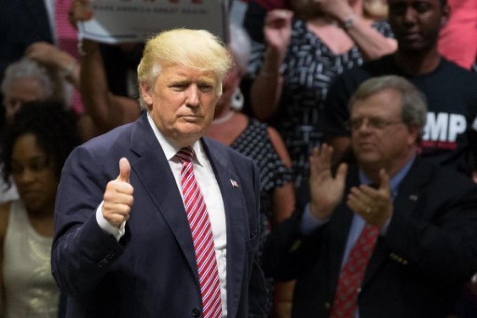 Donald Trump confirmó su visita a México. (Foto: EFE)