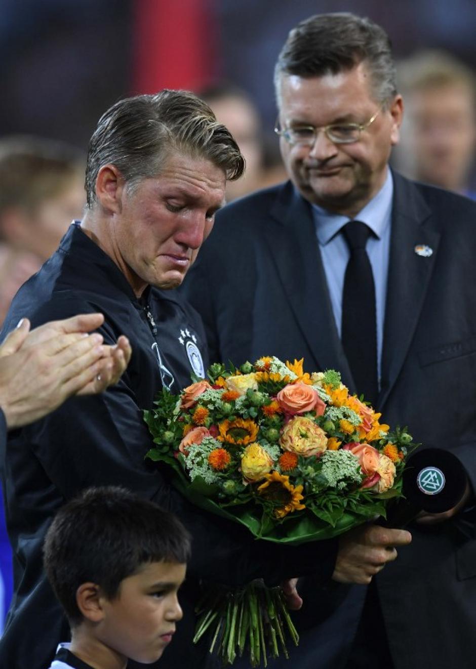 En total, jugó 121 partidos para su selección. (Foto: AFP)