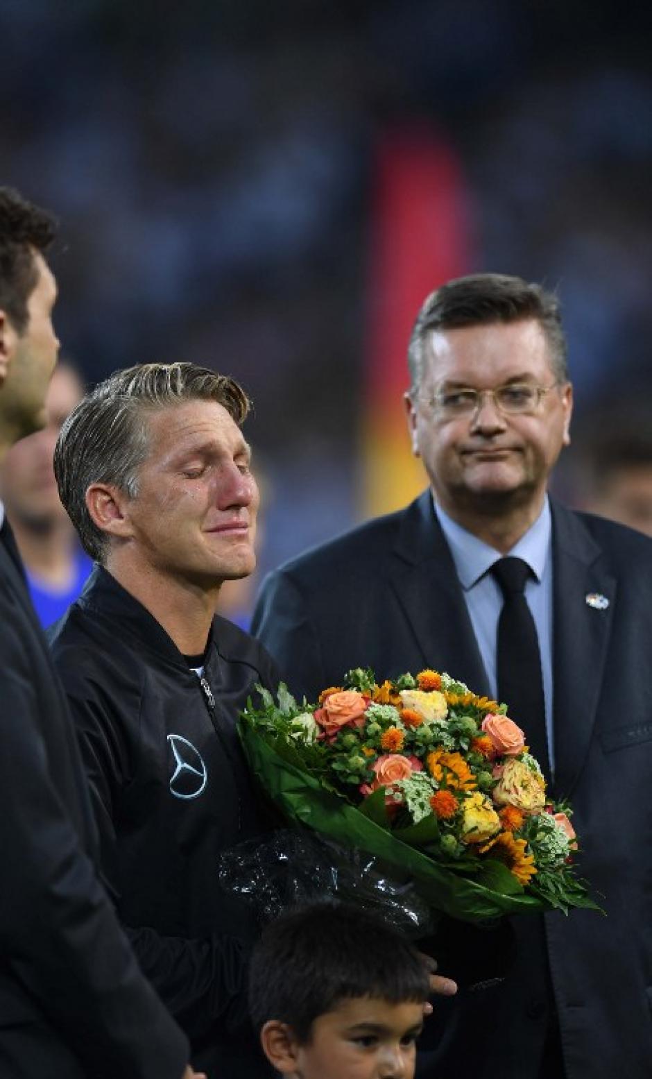 Fue su último partido con la selección alemana. (Foto: AFP)