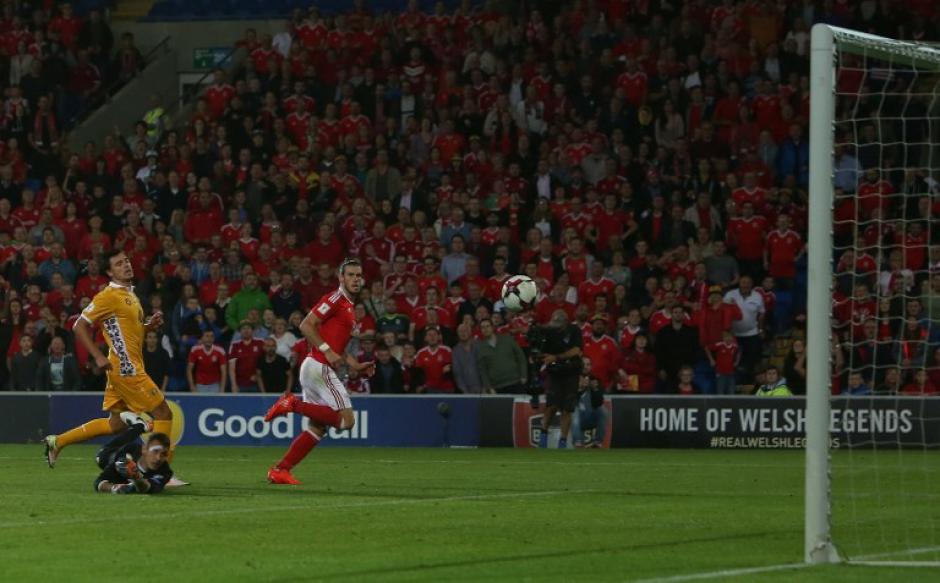 Gareth Bale sigue en su buen momento; marcó dos goles. (Foto: AFP)