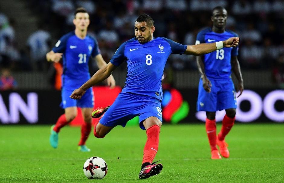 Pese a ser muy superior, la selección azul se quedó sin goles. (Foto: AFP)