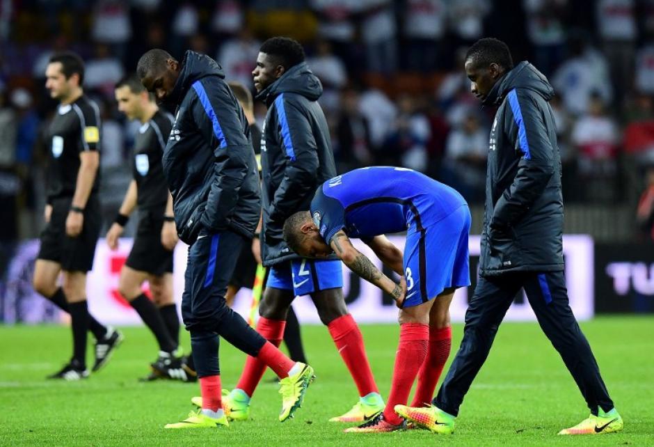 Francia se complicó la vida en un grupo duro, tras empatar 0-0. (Foto: AFP)