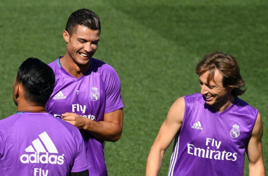 Cristiano no quiere sabe nada de otros equipos. (Foto: AFP)