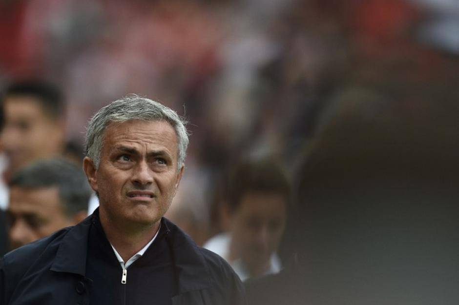 Mourinho sigue con problemas para vencer a Pep. (Foto: AFP)