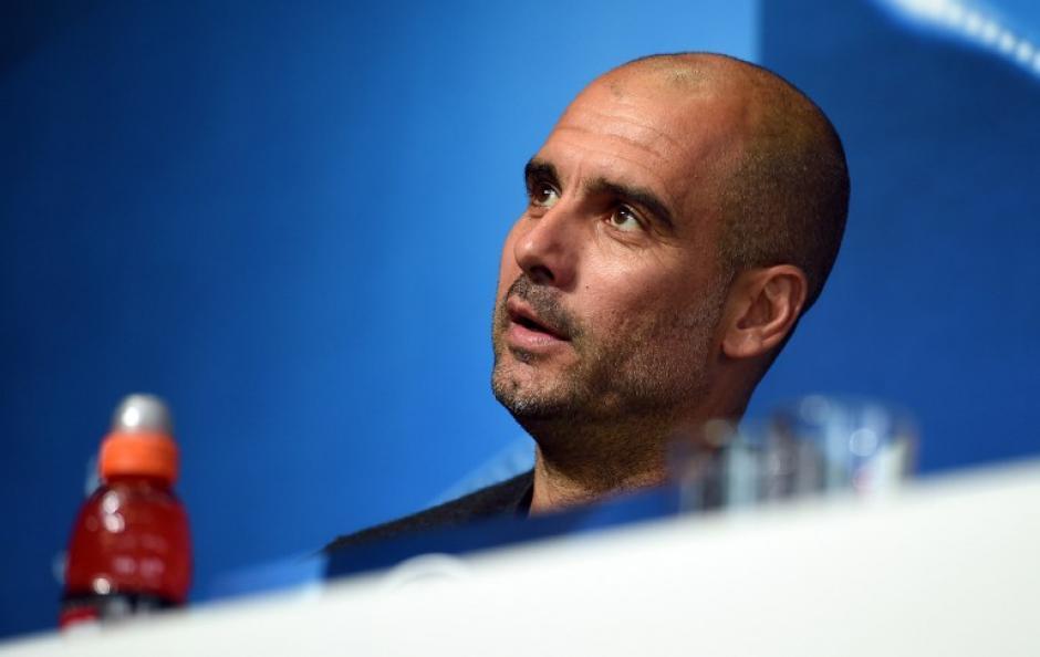 El técnico del Manchester City no se olvida del talento de Messi. (Foto: AFP)