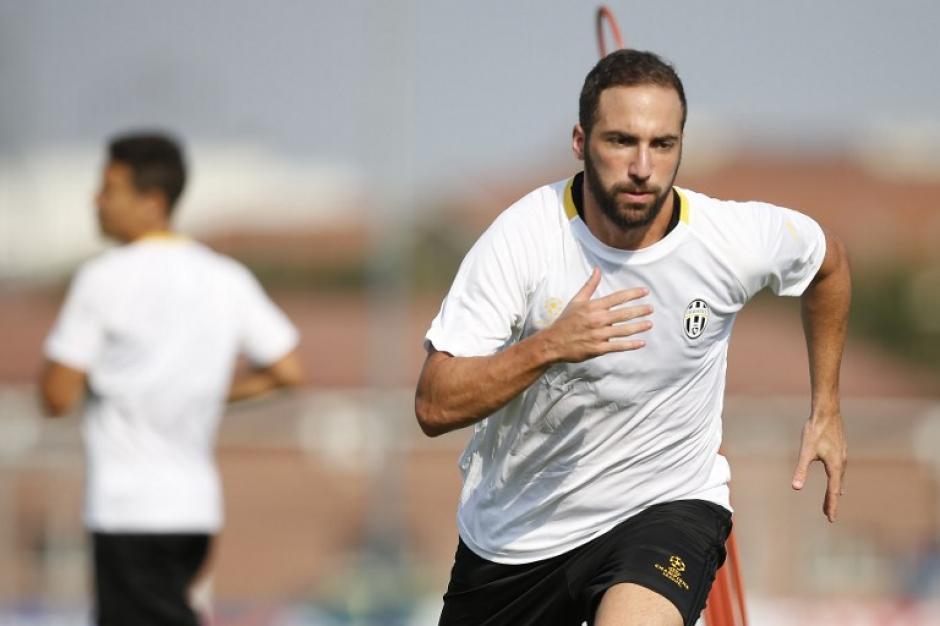 La Juventus, favorita al título, jugará contra el Sevilla. (Foto: AFP)