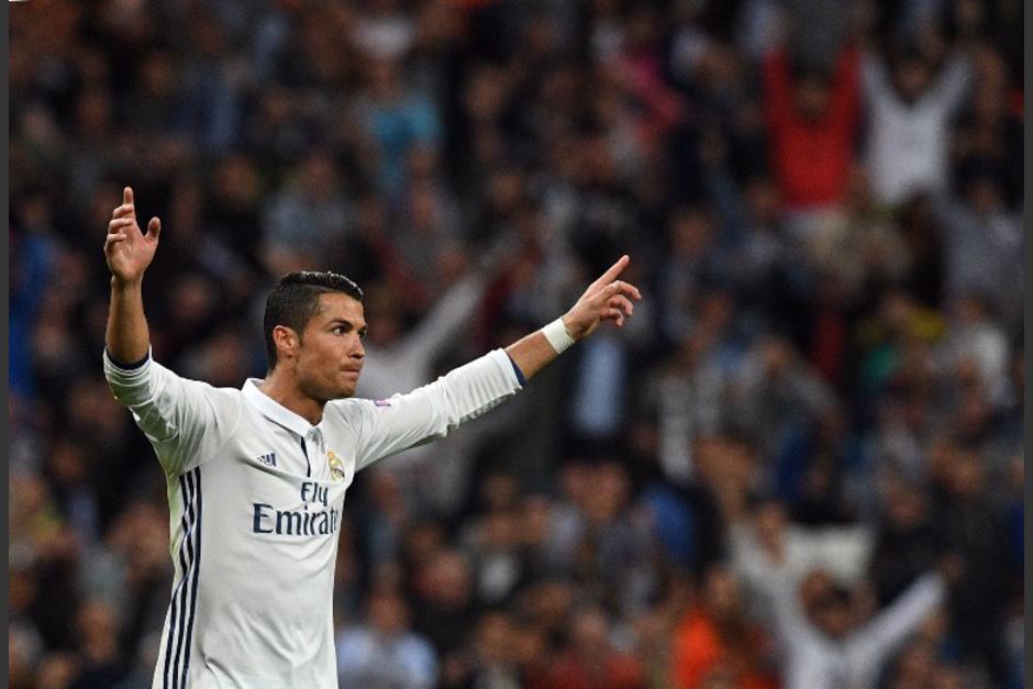 Cristiano Ronaldo pidió disculpas por marcar ante el Sporting... (Foto: AFP)