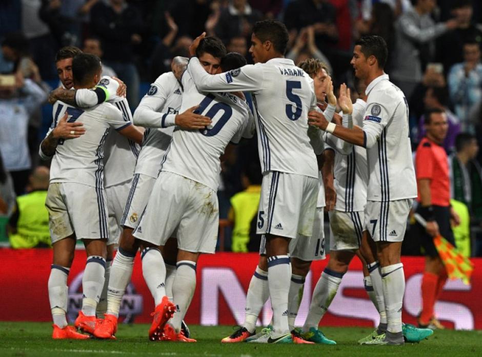 El Real Madrid jugará el Mundial de Clubes en diciembre (Foto: AFP)