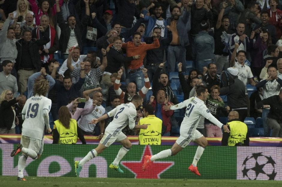Los merengues ganaron la Champions y podrían debutar contra el América (Foto: AFP)