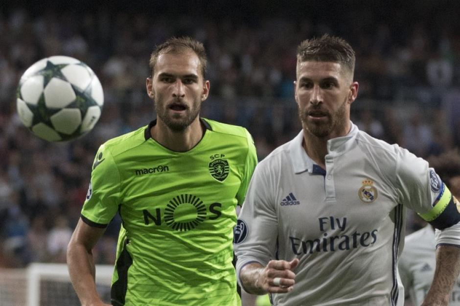 El defensa español es el capitán del equipo merengue. (Foto: AFP)