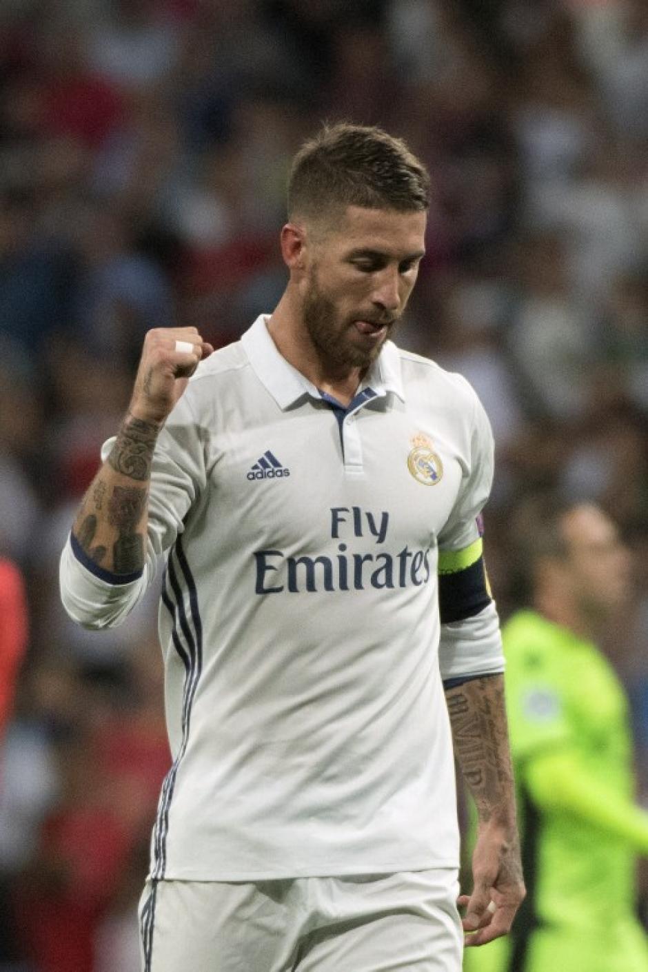 Sergio Ramos ya negoció con el United hace dos años. (Foto: AFP)