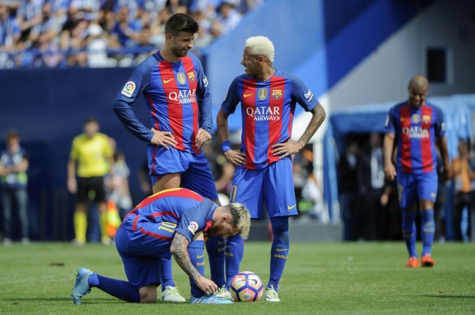 Messi anotó de penal tras haber fallado en la final de la Copa América Centenario hace unos meses. (Foto: AFP)
