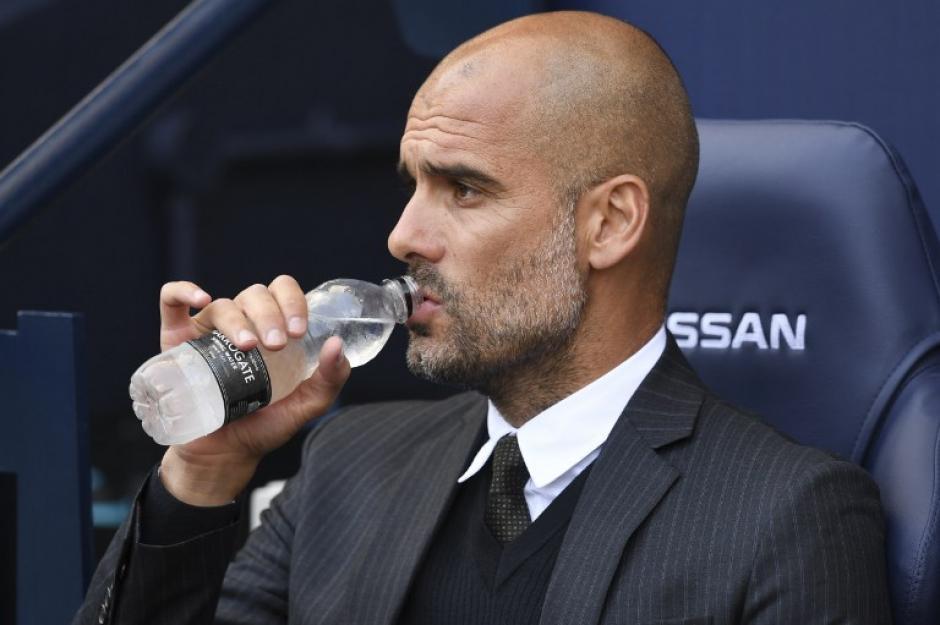 """""""Necesitamos a todos para jugar ante los grandes"""", reclama Pep (Foto: AFP)"""