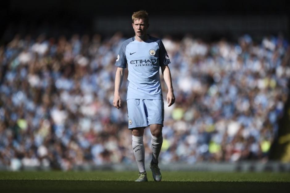 El belga sufre una rotura muscular. (Foto: AFP)