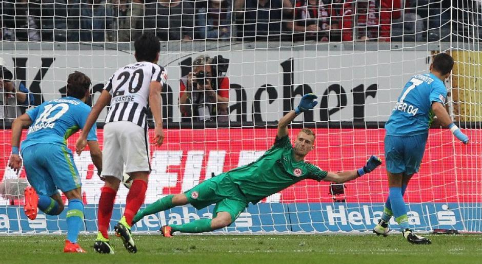 Su gol no le sirvió a su equipo, que perdió. (Foto: AFP)