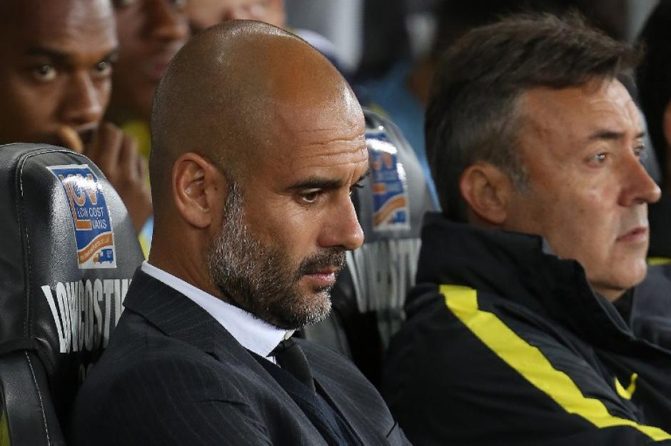 "Guardiola no tendrá a ""su Messi"" en el Camp Nou. (Foto: AFP)"